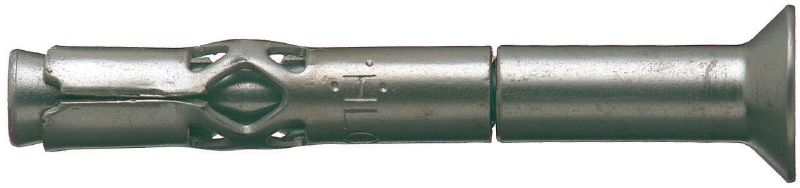 HLC-SK Economical sleeve anchor (countersunk head)