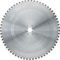 MCL Equidist-60Y/Tyrolit Longer-lasting, high-speed blade for 15 kW wall saws
