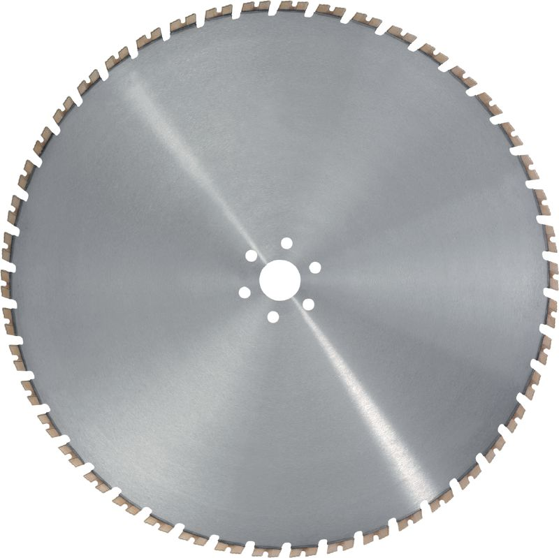 Wall saw blade CM-5E -Silent Premium wall saw blade for DS TS5-SE wall saw – medium-hard concrete
