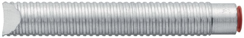 HIS-N High-performance internally threaded insert for capsule and injectable hybrid/epoxy anchors (carbon steel)