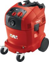 VC 40-UM Universal wet and dry vacuum cleaner with automatic filter cleaning - M class