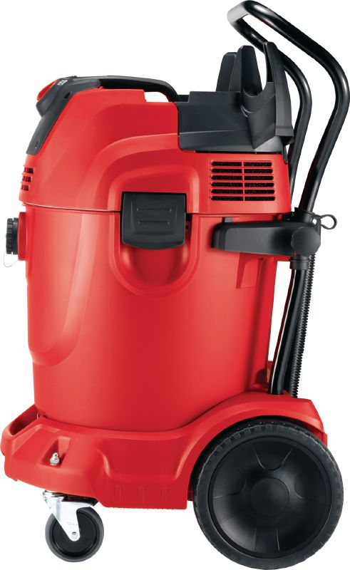 VC 60M-X Universal, powerful vacuum cleaner with the highest suction capacity for heavy dust applications - M class