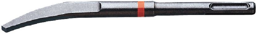 TE-C-MM SDS Plus (TE-C) mortar chisel with angled tip for surface work and layer removal