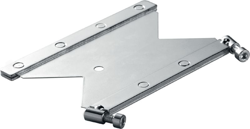 CFS-T anchor plate sets Anchor plate sets to secure cable modules within a transit frame and increase pressure-tightness