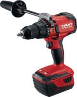 SF 6H-A22 (02) Power class cordless 22V hammer drill driver with Active Torque Control and electronic clutch for universal use on wood, metal, masonry and other materials