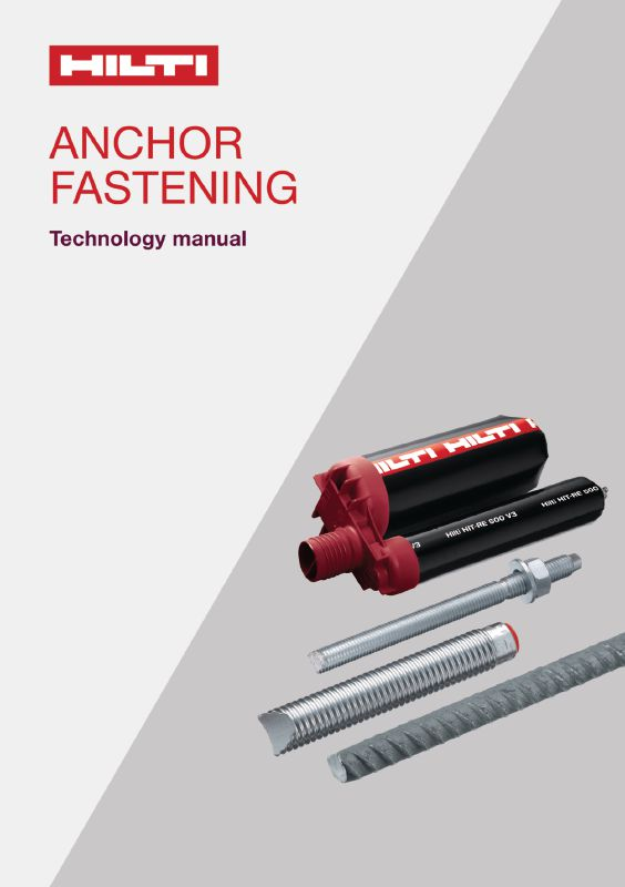 FTM Anchor Fastening Technology Manual