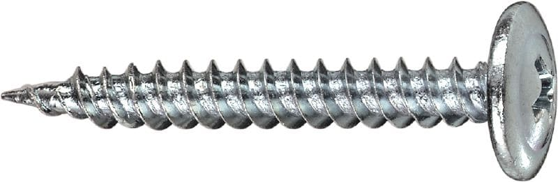 S-DS 06 Z Metal framing screw (stitch/wafer) for interior use