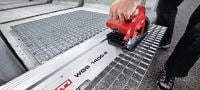 SCM 22-A Cordless metal saw 22V cordless circular saw for fast, precise and cold cuts in metal Applications 1